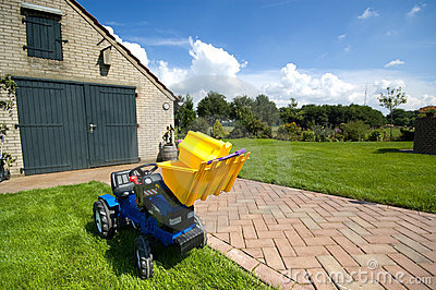 Toytraktor