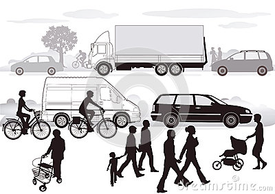 Tráfico de camino