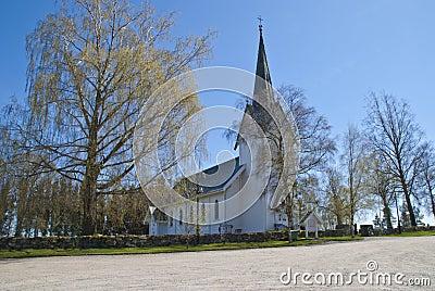 Trømborg church