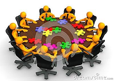 Resultado de imagen para reuniones de trabajo animadas