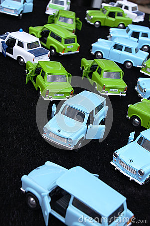 Trabant cars Editorial Image