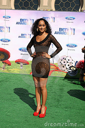 Tracee Ellis Ross Editorial Stock Image