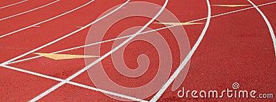 Track closeup