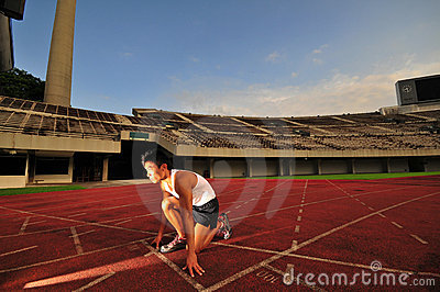 Track and Field 50