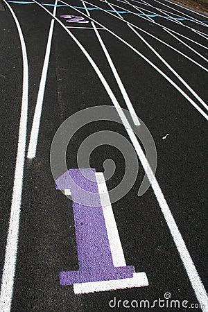Track Lane One