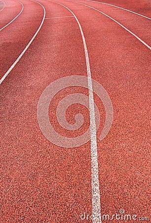 Track for running