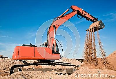 Track-type excavator