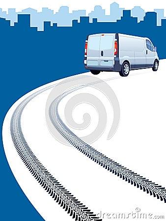 Track way