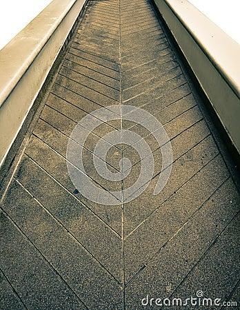 Track ways Texture