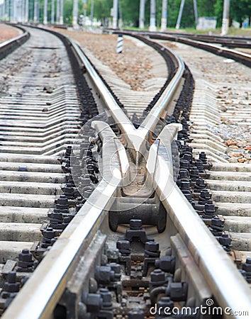 Tracks. Rails.