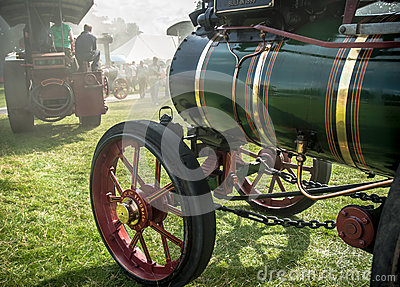Traction Engine Parade