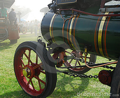Traction Engines Editorial Stock Photo