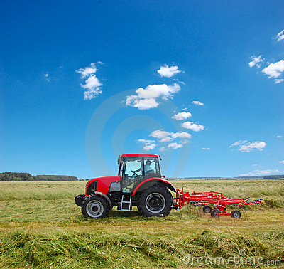 Free Tractor Stock Photography - 14794702