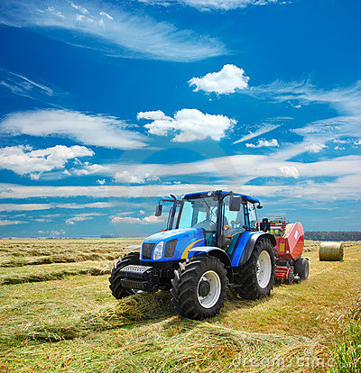 Free Tractor Royalty Free Stock Images - 14794729