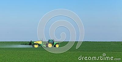 Tractor Editorial Image