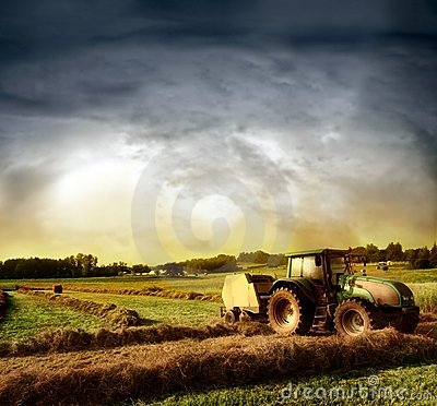 Free Tractor Stock Images - 5548534