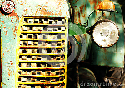 Tractor Detail