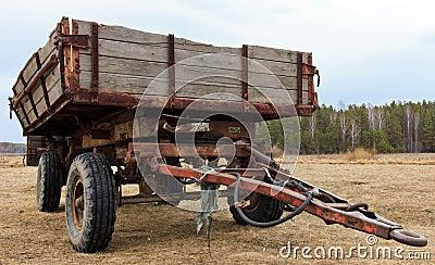 Tractor wagon
