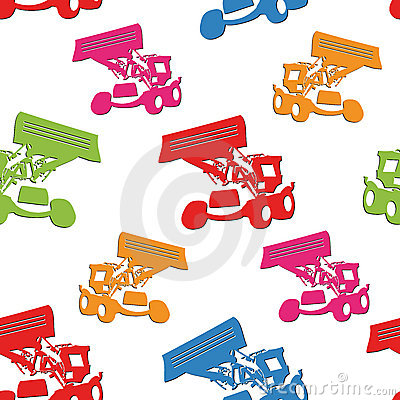 Tractors seamless