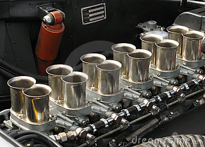 Tradditional carburettors