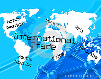 Trading organization meaning