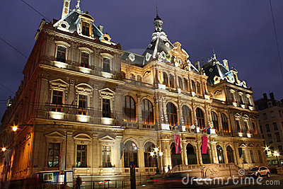 Trade Palace, Lyon, France