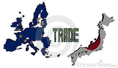 Trade text with EU and Japan