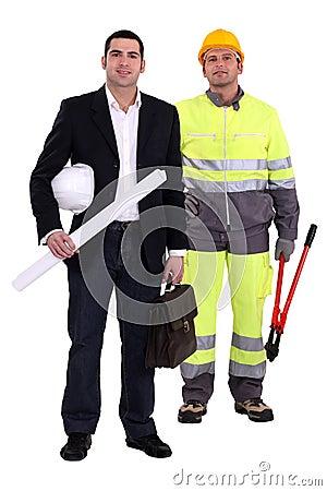 Tradesman and engineer