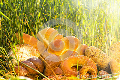 Traditie van gezond voedsel