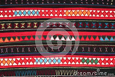 Handwork fabric