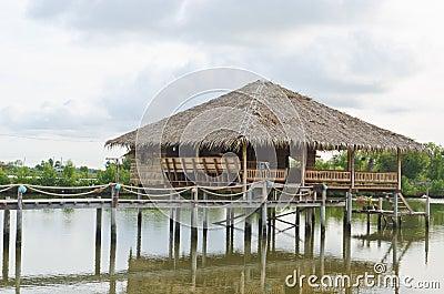 Tradition Thai hut