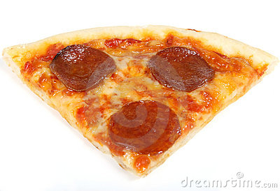 Traditional american/ italian cheese and pepperoni pizza