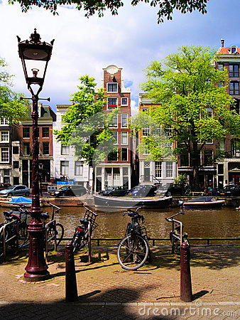 Traditional Amsterdam