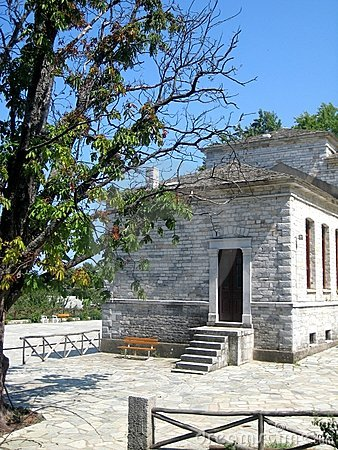 Traditional Architecture of Greek Mountains