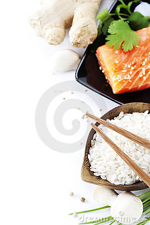 Free Traditional Asian Ingredients Stock Photo - 18778580