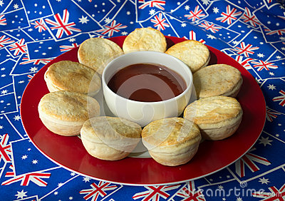 Traditional Australian Meat Pies.