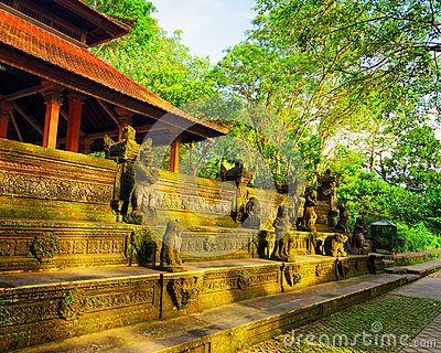 Traditional balinese architecture
