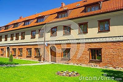 Traditional brick architecture