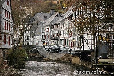 Traditional building Monschau