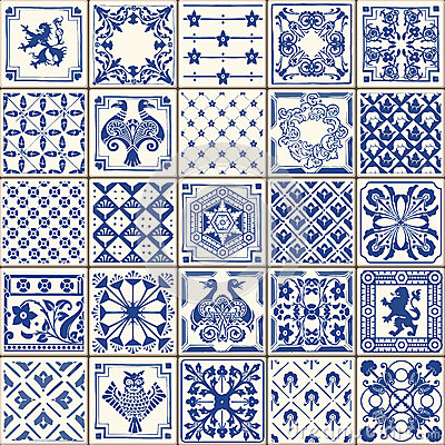 Free Traditional Ceramic 05 Vintage 2D Stock Images - 65959484