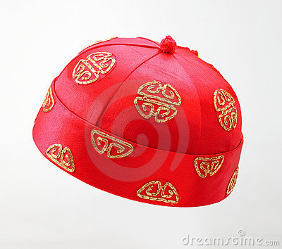 Traditional Chinese cap