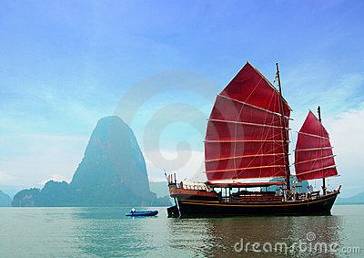 Traditional Chinese June Royalty Free Stock Image - Image: 3734586