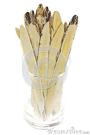 Traditional Chinese Medicine - Beiqi (Astragalus membranaceus)