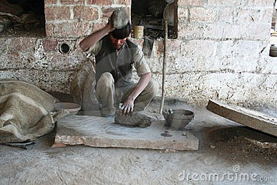 Traditional craftsmanship Editorial Photo