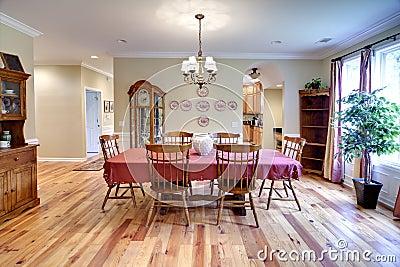 Traditional diningroom