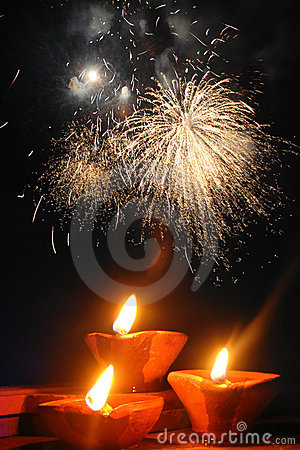 Traditional Diwali Festival