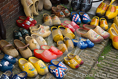 Traditional Dutch Clogs