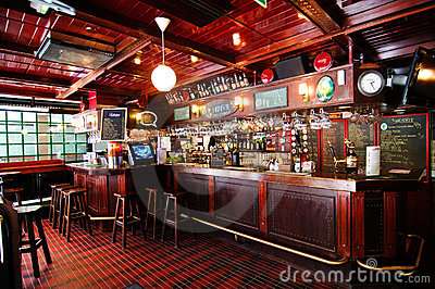 Traditional English Beer Pub In Tampere, Finland Royalty Free Stock Photo - Image: 20572265