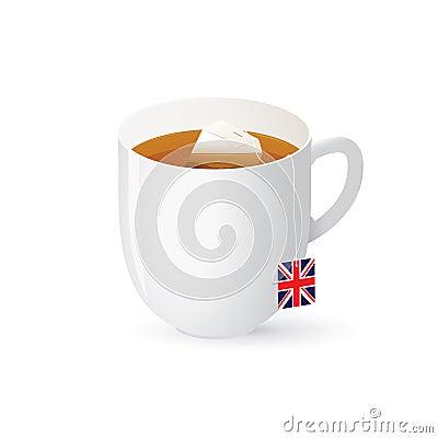 Traditional english black tea