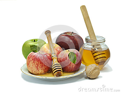 Traditional food for Rosh Hashanah